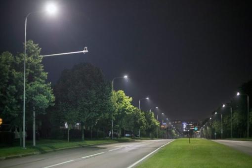 Grandiozinis Vilniaus apšvietimo projektas: moderniai apšviesta jau 50 proc. miesto gatvių