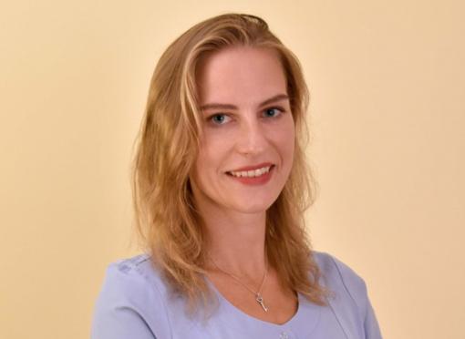 Alytaus rajono sveikatos priežiūros įstaigoje – nauja odontologė