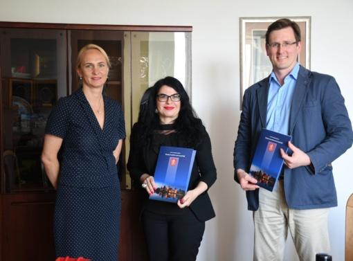 Savivaldybės ir Trakų istorijos muziejaus bendradarbiavimą stiprins pasirašyta sutartis
