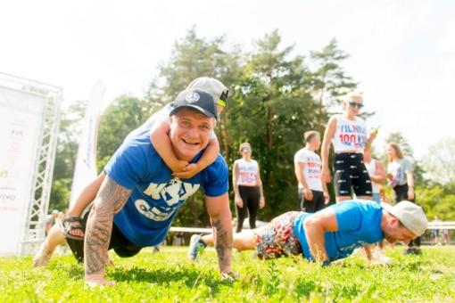 Tarptautiniame Vilniaus 100 km bėgime varžysis Suomijos žvaigždė