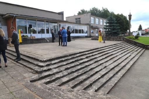 Prasideda Ramučių kultūros centro pastato rekonstrukcija