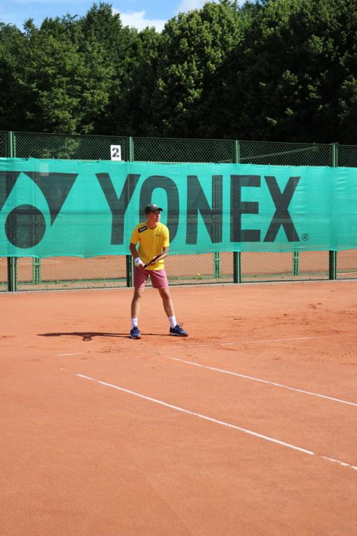 Šiaulių teniso akademijos auklėtiniai Lietuvos Respublikos 14 m. ir jaun. čempionate iškovojo net 6 medalius!