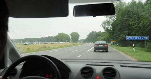 Prie Palangos lenktynių metu bus ribojamas automobilių eismas