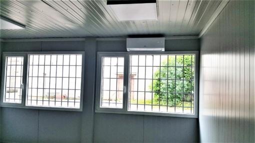 Marijampolės pataisos namuose įrengtos pirmosios modulinės kameros