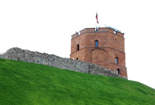 Gedimino pilies bokšte įkurtas muziejus švenčia 60-metį