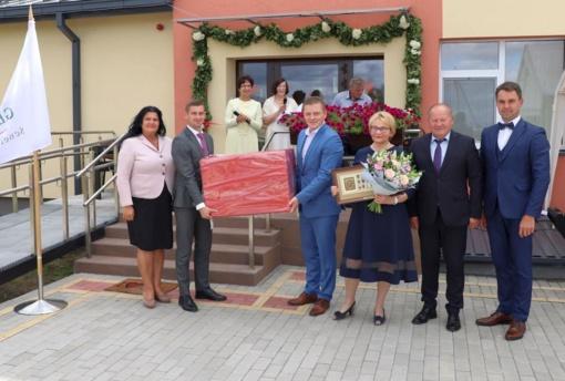 Kauno rajone duris atvėrė senelių namai
