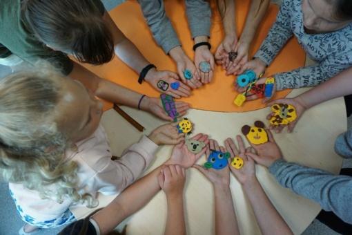 Vaikus vasarą praleisti pakvietė Kauno rajono biblioteka