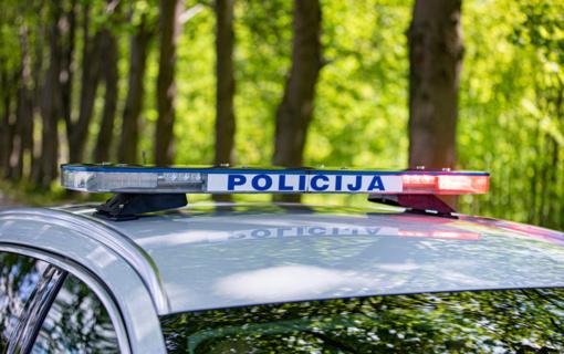 Klaipėdos policija įspėja – už mėginimus santykius aiškintis ugnimi gresia iki 5 metų nelaisvės