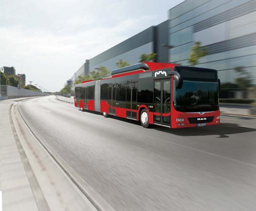Į Vilniaus gatves išrieda pirmieji nauji autobusai