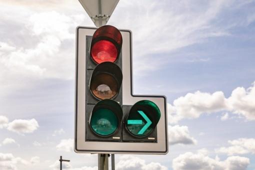 Vilniuje modernizuojamos 17 sankryžų – atsiras sekcijos į dešinę