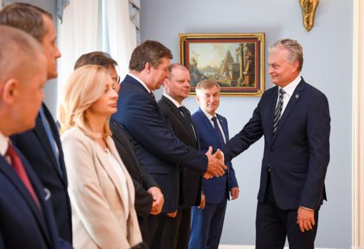 Valstybės gynimo taryba sutarė dėl atsako į Astravo AE keliamas grėsmes
