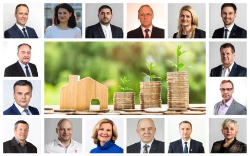 Paskaičiavome: iš penkių turtingiausių Šiaulių politikų, keturi kandidatavo į merus