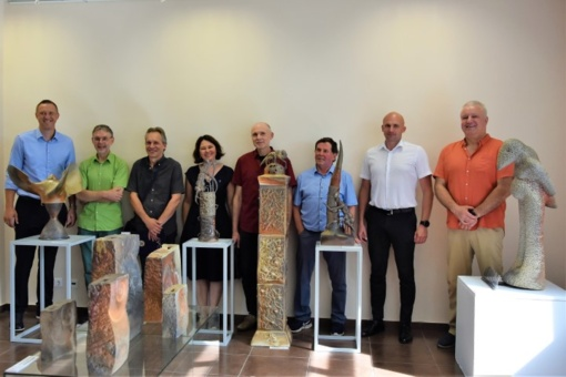 Vytauto Valiušio keramikos muziejuje – pasaulinio lygio paroda