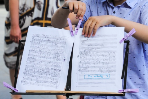 Lietuvoje skamba Gatvės muzikos diena