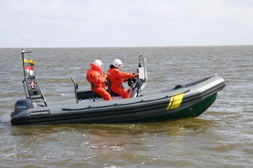 Neatsargūs pramogautojai į Rusijos vandenis įplaukė ir mariose, ir Nemune
