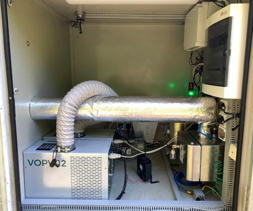 Radiacinio monotoringo tinklą papildė dvi naujos stotys