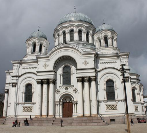 Kauno savivaldybė Soboro restauraivmui skyrė 383 tūkst. eurų