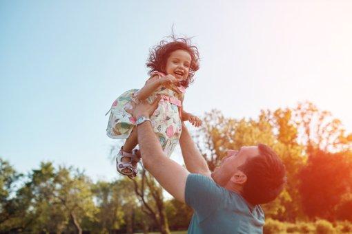 Saugi vaikų vasara