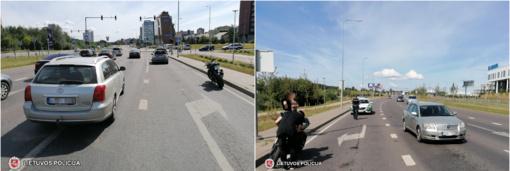 Sostinės pareigūnai prašo atsiliepti eismo įvykio liudininkus