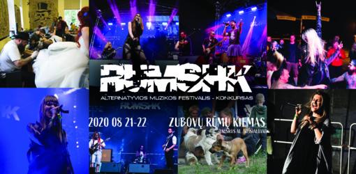 """Šiauliuose švenčių maratonas prasidės alternatyvios muzikos festivaliu-konkursu """"RUMSHK 15"""""""