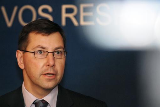 Buvęs švietimo ministras G. Steponavičius sako baigiantis politiko karjerą