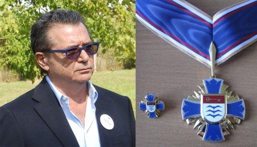 Molėtų rajono garbės piliečio vardas suteiktas Izraelio piliečiui, Molėtų žydų palikuoniui Tzvi Kritzer
