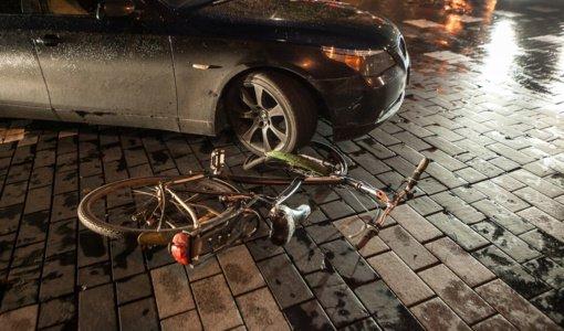 Panevėžio rajone nukentėjo dviračio vairuotojas