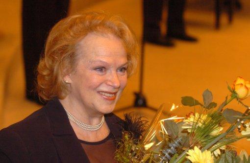 Mirė legendinė lietuvių aktorė Gražina Balandytė