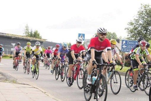 Dviračių ture finišavo greičiausi šalies dviratininkai