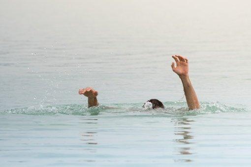 Plungės rajone nuskendo žmogus