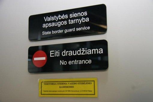 Kauno oro uoste sulaikytas neringiškis