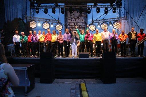 """Rudenį Šiauliuose pasitiksime tarptautiniu festivaliu """"Big Band Festival Šiauliai 2020"""""""