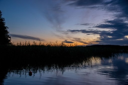 Paršežerio ežeras – neeilinė vieta