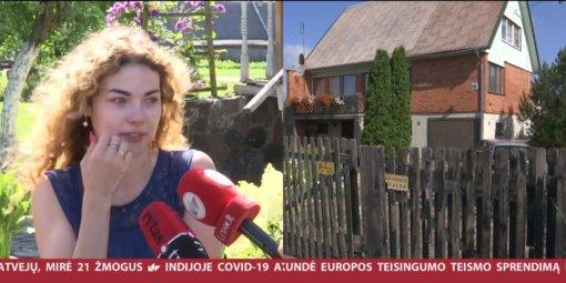 Žiaurus nusikaltimas Panevėžio rajone: girtas vyras nušovė šunį prie vaikų