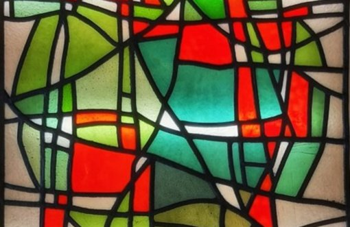Galerija Druskininkuose siūlo progą susipažinti su G. A. S. Šatūno sukurtais vitražais