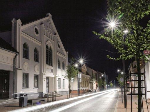 Aktualiausios Marijampolės naujienos: Sosnovskio barštis, naujas apšvietimas ir kiti projektai