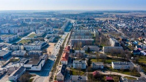 A. Bogdanovas: seniūnijos nebus jungiamos, planuojamos papildomos lėšos jų infrastruktūrai