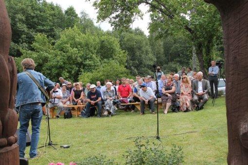 Antanas Miškinis pakvietė Poezijos pavasarį