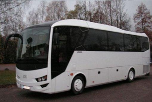 Autobusais iki šių metų pabaigos Plungės savivaldybėje galima važiuoti nemokamai