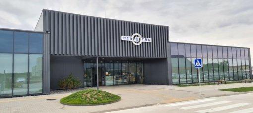 """""""Regitros"""" filialas Šiauliuose persikėlė į naujas patalpas"""