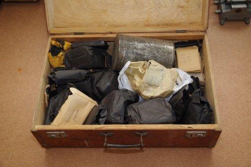 Lietuvos centrinį valstybės archyvą pasiekė vertinga dovana iš Rokiškio rajono
