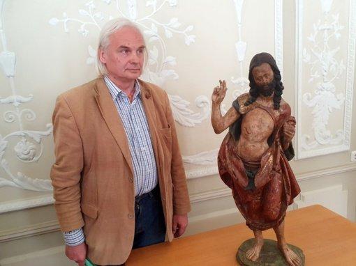 """Į Lietuvą sugrįžo """"Prisikėlęs Kristus"""""""