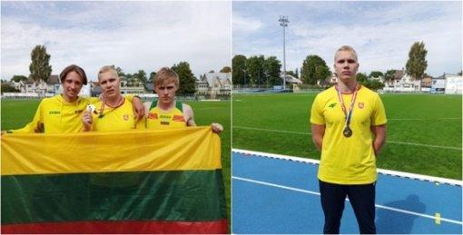 Baltijos šalių U20 jaunimo komandiniame čempionate dalyvavo ir uteniškiai