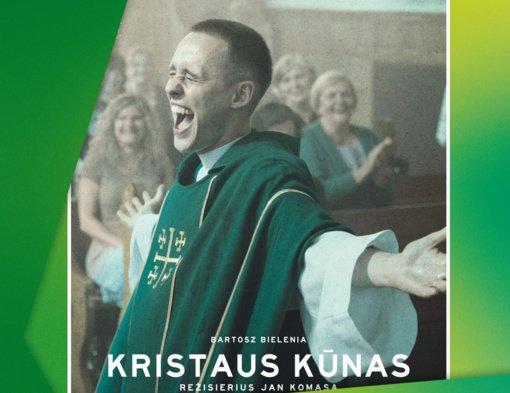 """Šiauliuose įvyks nemokamas """"Kino karavano"""" seansas: bus rodomas lenkų hitas """"Kristaus kūnas"""""""