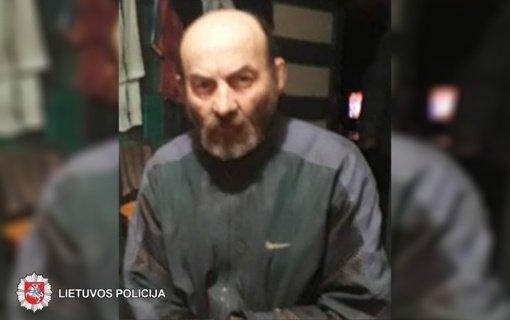 Panevėžyje ieškomas iš ligoninės priėmimo skyriaus išleistas ir dingęs vyras