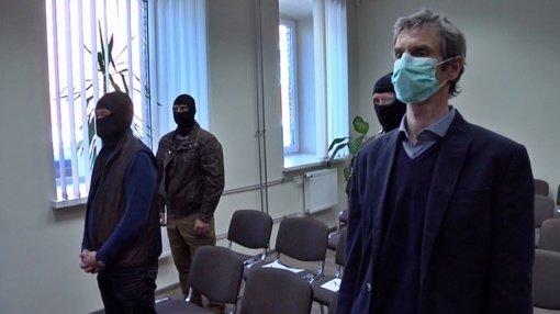 Teismas sušvelnino A. Paleckiui taikomos intensyvios priežiūros sąlygas