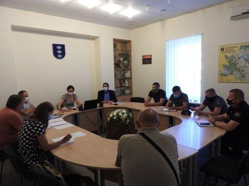 Ekstremalių situacijų posėdyje nuspręsta riboti renginių organizavimą