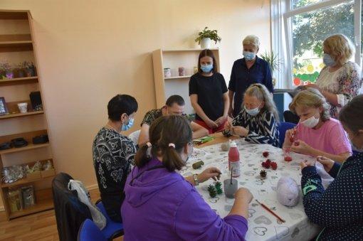 Socialinės dirbtuvės: naujos galimybės asmenims su negalia