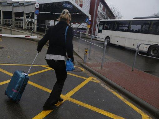 Ar atvažiavus iš Lenkijos reikės izoliuotis, bus nuspręsta penktadienį