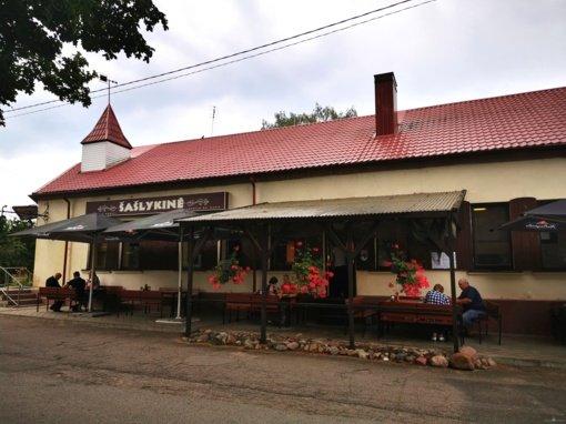 Pastatas, praskleidęs uždangą į turtingą Jurbarko kino teatrų istoriją